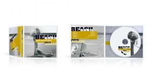 Beach band des sables - CD boitier cristal