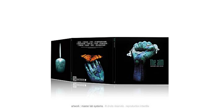 The aim - CD digipack 3 volets