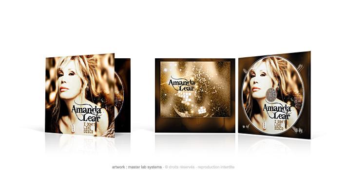Amanda Lear - i don't like disco - CD digipack