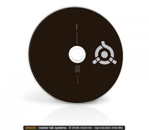 Exemple de pressage CD audio (recto)