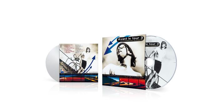 Avant le tour 3 - CD pochette carton