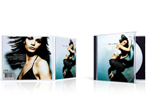 Camille angel - cd boitier cristal