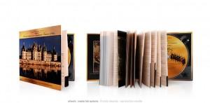 Bal au Château de Chambord - CD livre 68 pages