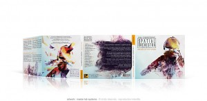 Kaleidoscopic spatial orchestra - CD digipack 4 volets