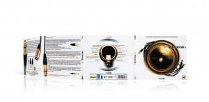 L'eklektik 3 - CD digipack 4 volets (extérieur)