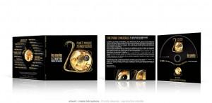Festival les Escales 2011 - 20 ans d'escales - CD digifile