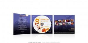 Festival les Escales 2006 - CD digipack 3 volets