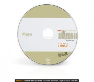 Exemple de pressage CD extra (recto)