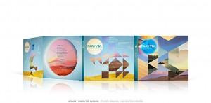 Faryvol - La muse rit - CD digipack 4 volets