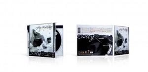 Fily rockfeller - CD boitier cristal