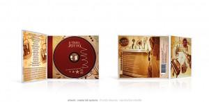 Gabriel Zotto - CD boitier cristal