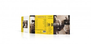 G meets K - CD digipack 3 volets