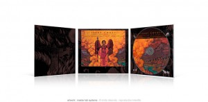 Iseut Chuat - CD digipack 3 volets