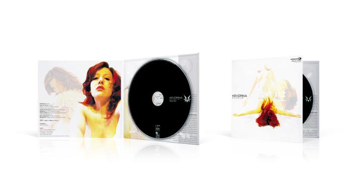 Kevorkia - CD digipack