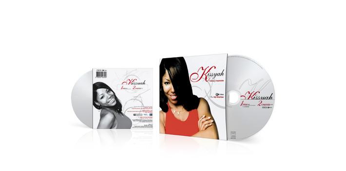 Kissyah - CD pochette carton