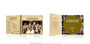 La bande des cinq - CD digipack