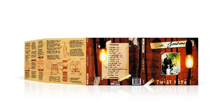 Les jambons - CD digipack 4 volets