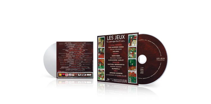 Les Jeux - CD pochette carton
