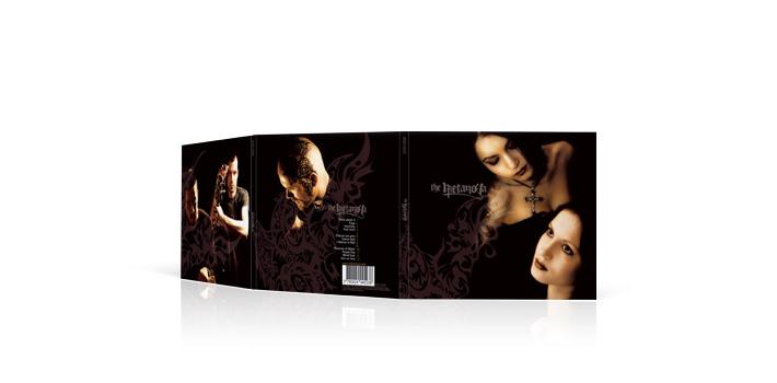 Metanoya - CD digipack 3 volets
