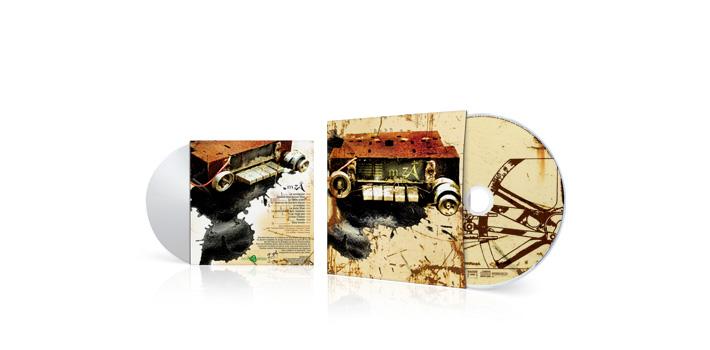 Mza - Cd pochette carton
