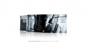 Quintette de cuivres arabesque - CD digipack 3 volets