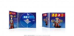 Ram-Dam 03 - CD boitier cristal