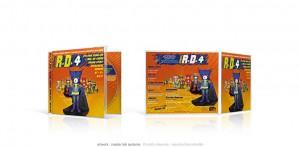 Ram-Dam 04 - CD boitier cristal