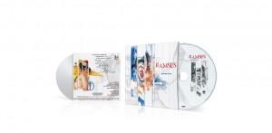 Ramses - dans ma radio - CD pochette carton