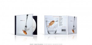 Sélénite - CD boitier cristal