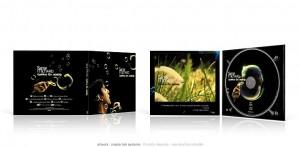 Serge Menard - CD digipack