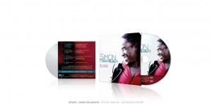 Simon Nwambeben - Bitibak - CD pochette carton