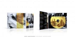 Thierry Jamard - Elles - CD boitier cristal