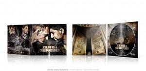 Zero & Serguei - CD digipacksleeve