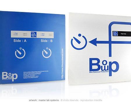 """Bleu Outre-mer - vinyl 12"""""""