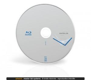 Exemple de pressage Blu-ray audio ©