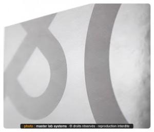 Exemple de vernis selectif pour un pressage CD ou DVD digipack