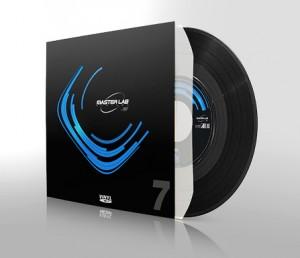 """Exemple de pressage vinyl 7"""""""