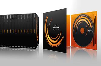 pressage cd digipack 3 volets