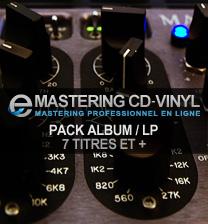 e-mastering cd vinyl album