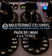 e-mastering cd vinyl ep maxi