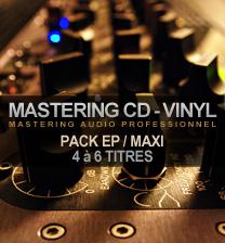 mastering cd vinyl ep maxi